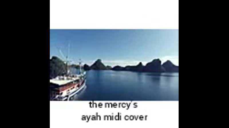 The mercy's ayah midi
