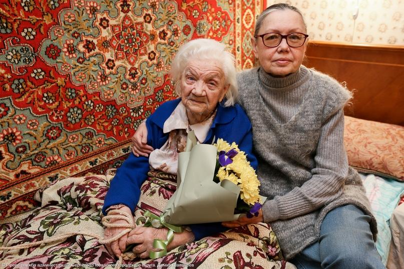 Людмила Ивановна с дочерью