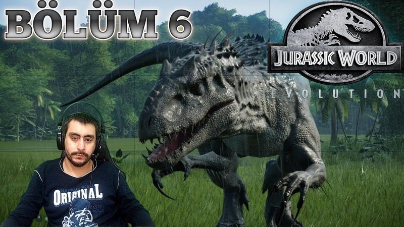 Paramız Bitti Dinazor Sattık | Monrail İstasyonları Yaptık | Jurassic Park Evolution 6Bölüm Türkçe