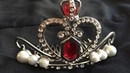 Sailor Moon Neo Queen Serenity Cosplay Crown Manga Style
