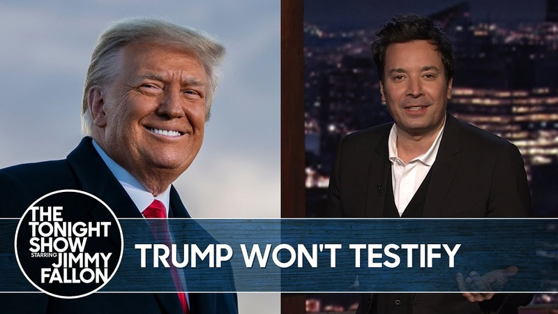 Trump Invited to Testify at Impeachment Trial, Super Bowl Superlatives | The Tonight Show