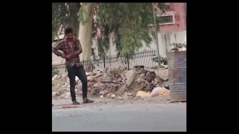 Пранки от местного бомжа