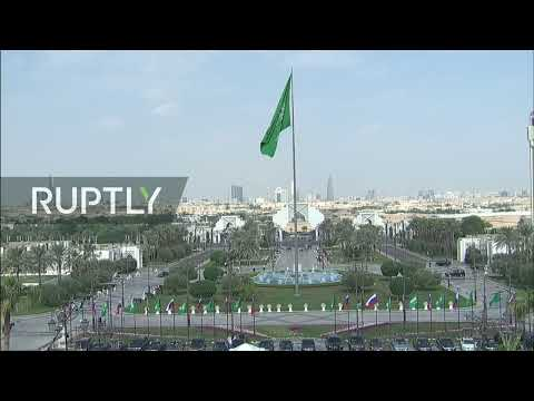 LIVE Putin arrives in Riyadh for Saudi Arabia state visit