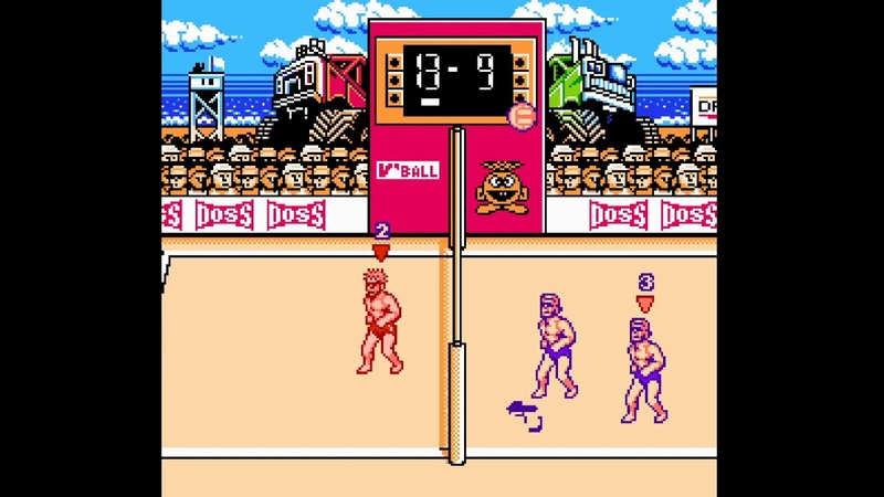 Super Spike V'Ball - Дядюшка АУ REAL STEEL -VS- ectoPower Kunio