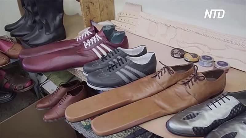 Обувь для социального дистанцирования изобретение румынского сапожника