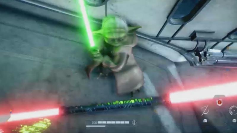 Master Yoda Is Insane