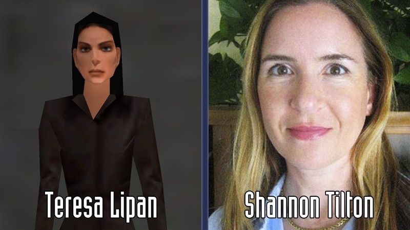 Syphon Filter 3 Characters and Voice Actors