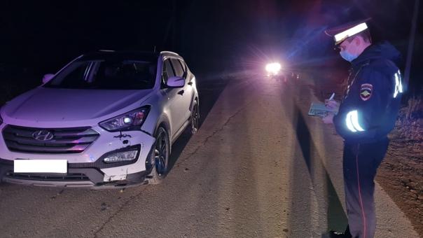Под Невьянском водитель иномарки насмерть сбил пешеходаДо...