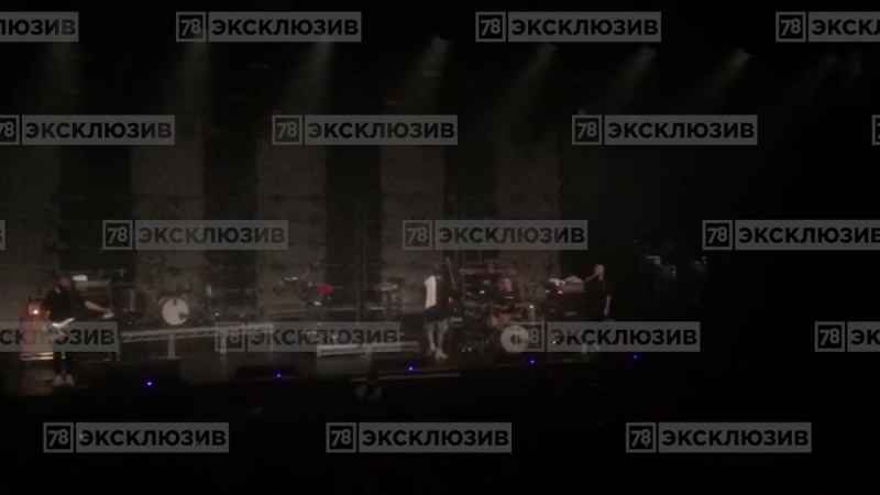 Рэпер Хаски на разогреве у вокалиста Linkin Park Майка Шиноды