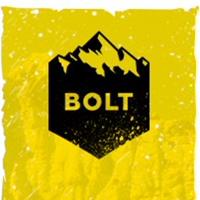 Логотип BOLT / Горнолыжные туры, прокат сноуборда Казань
