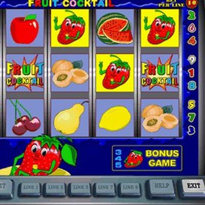 игровые автоматы ягодки