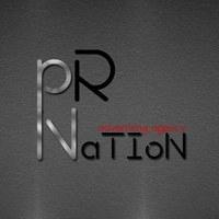 Логотип PR - NATION /