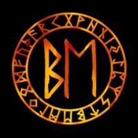 Логотип Руны Рунолог Виталий Молохов