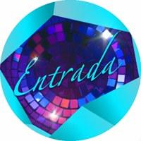 "Логотип Танго-студия ""ENTRADA"" / Самара"