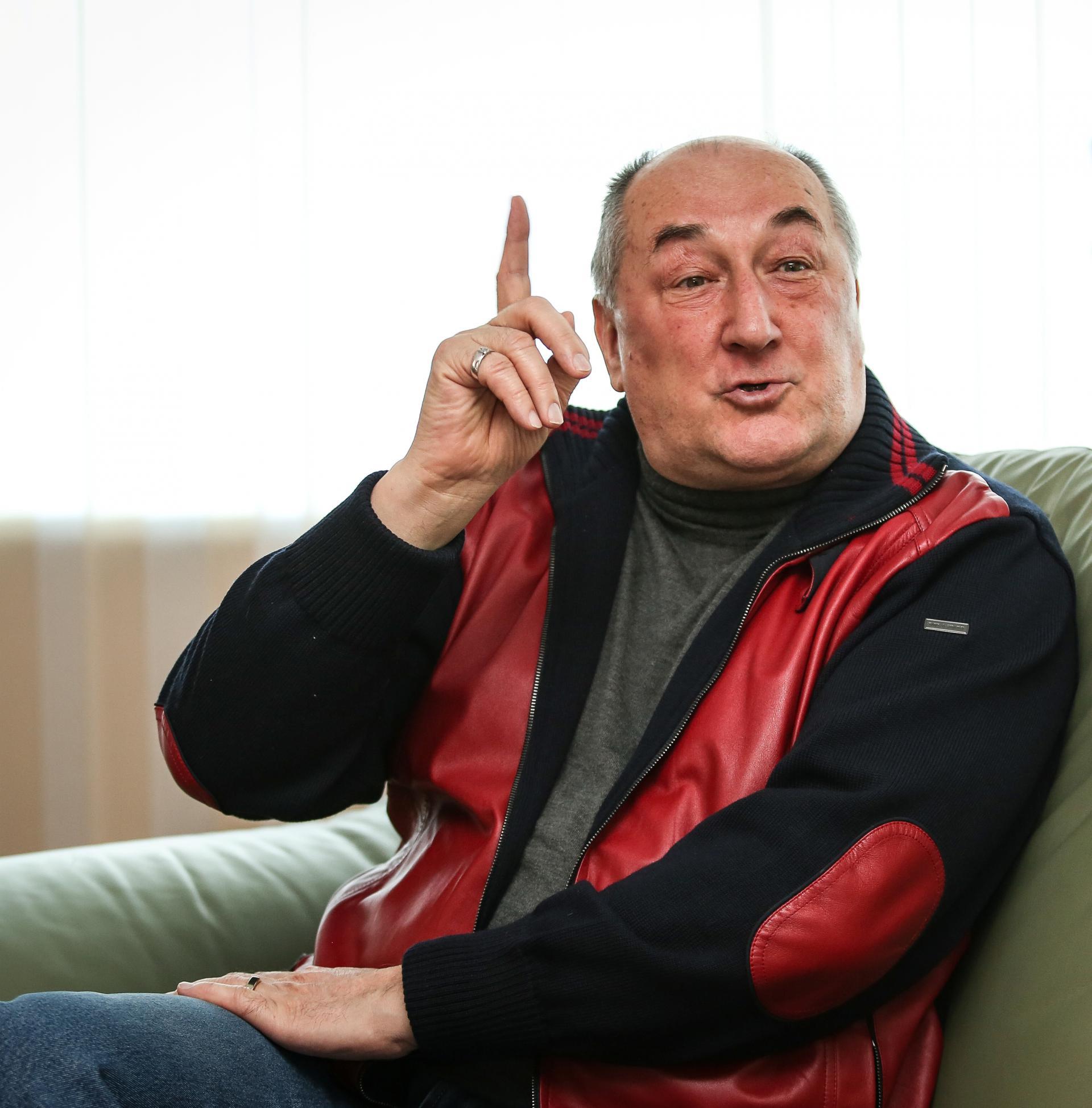 Сегодня свой день рождения отмечает Клюев Борис Владимирович.