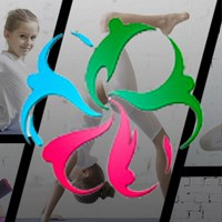 Логотип Фитнес-клуб УСПЕХ ,танцевально-оздоровительный