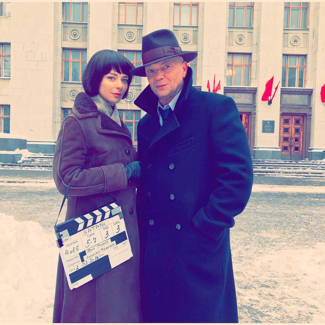 Стартовали съемки пятого сезона детектива о майоре Черкасове.