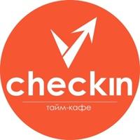 Логотип Тайм-кафе CHECK IN Ярославль