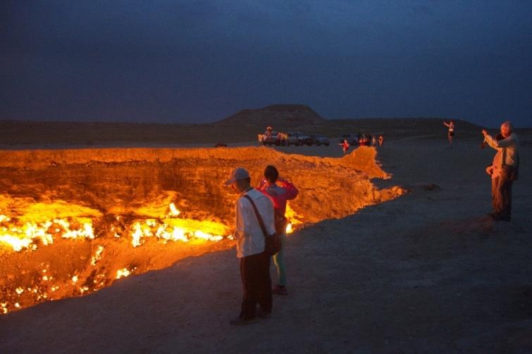5 жутких уголков планеты, которые стремятся посетить смелые туристы, изображение №2