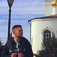 Фотография страницы Влада Медведева ВКонтакте