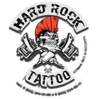Логотип Тату студия HARD ROCK TATTOO г. Ульяновск