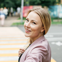 Фотография Анастасии Дариенко