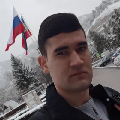 Рейимбай, 23, Cherkessk