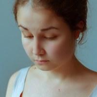 Фото Даши Желниной ВКонтакте