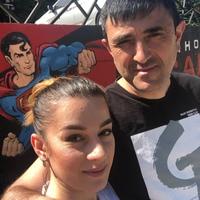 Фотография страницы Саиды Аровой-Такушиновой ВКонтакте