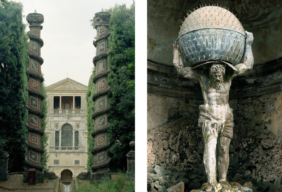 Джакомо делла порта вилла Альдобрандини.