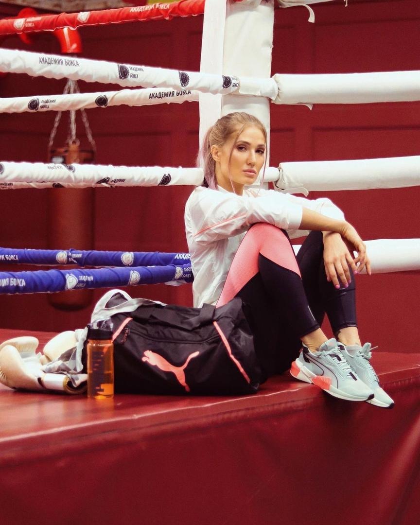Анастасия Янькова — чемпионка России по тайскому боксу!