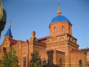 православный храм в Ереване