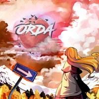 Логотип ORDA / Аниме движение РФ