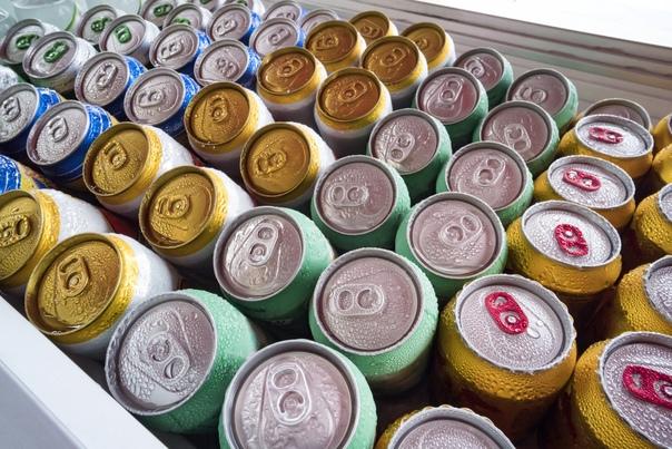 Подростки 16 и 17 лет украли около 600 литров пива...