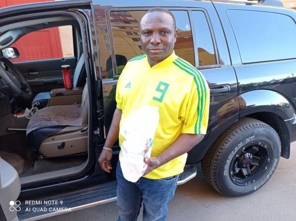 Марийские полицейские задержали мошенника из Камеруна