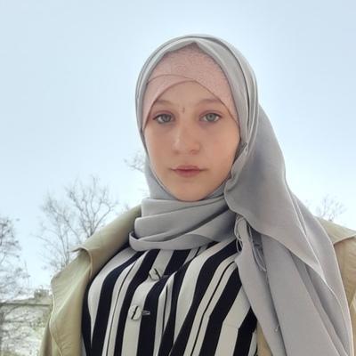 Камила Куртаметова