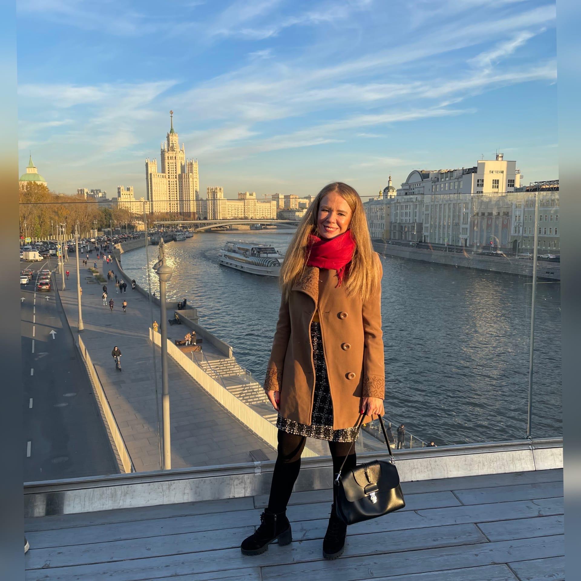 Привет  Елена 31 год Москва .