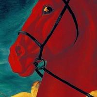 """Логотип Шахматный клуб """"Игривый конь"""", Самара"""