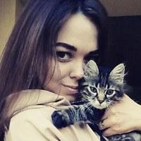 Фотография страницы Анастасии Ашурко ВКонтакте