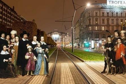 Фотограф Мартон Немени живет в Будапеште и увлекается уличной фотографией.