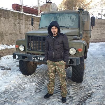 Армен, 25, Dedovsk