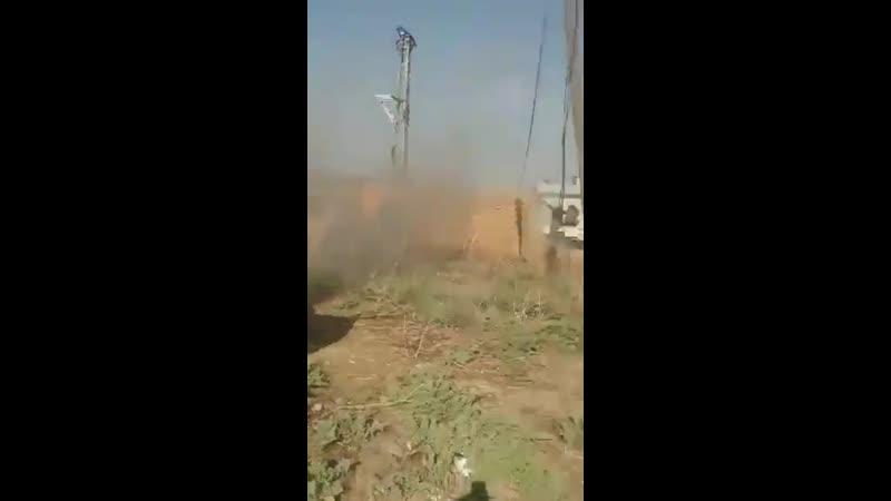 В Рас аль-Айн начались столкновения между протурецкими боевиками