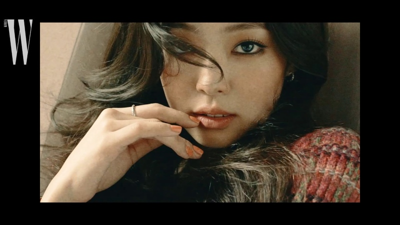 관능미 우아함 귀여움까지 천의 얼굴 블랙핑크 제니 by W Korea