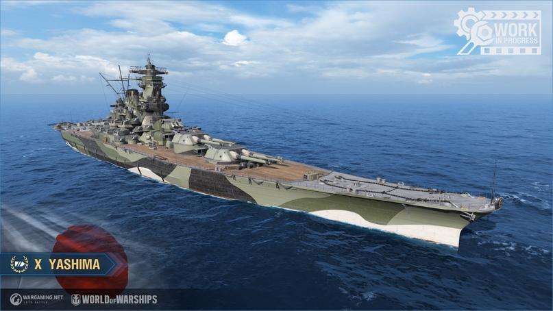 Закрытое тестирование, новые корабли., изображение №1