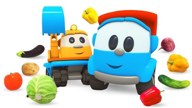 Eğitici çocuk şarkıları. Sebzeleri öğrenelim! Küçük çocuklar için çizgi film