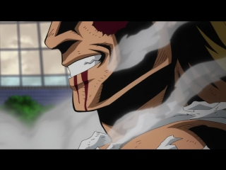 Моя геройская академия  Boku no Hero Academia 1 сезон 13 серия (JAM) (AniDub)