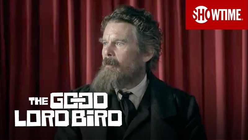 'My Name Is John Brown' Teaser The Good Lord Bird SHOWTIME