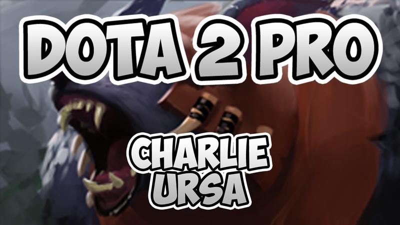Dota 2 Pro Ursa 7 25b charlie Gameplay Replay