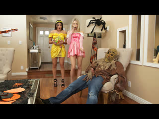 [StepSiblingsCaught] Kylie Rocket, Lily Larimar - Step Brothers Trick And Treat NewPorn