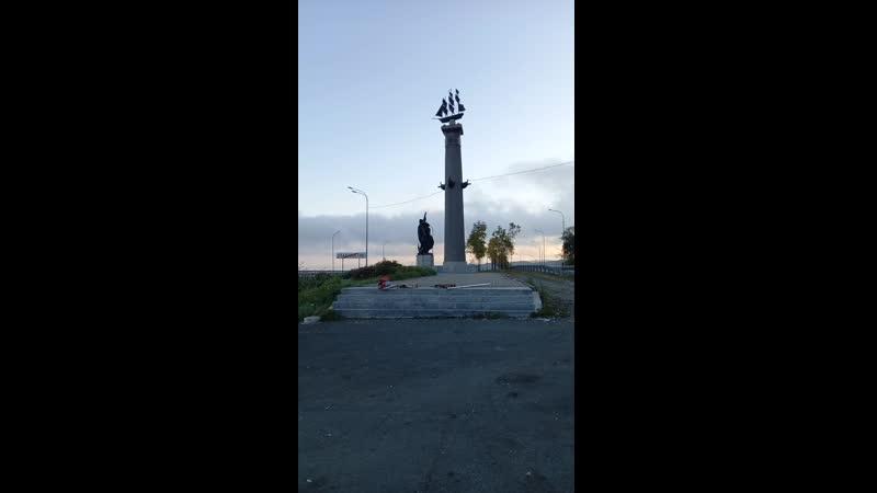 За Новый Социализм Приморский край Владивосток Акция флешмоб на Стелле Владивостока